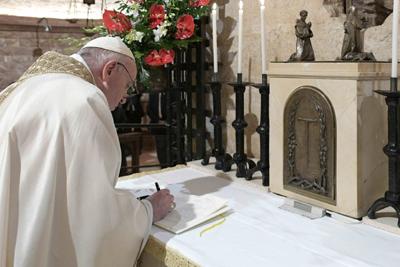 """Fratelli tutti"" -  a ""encíclica social"" do Papa Francisco"