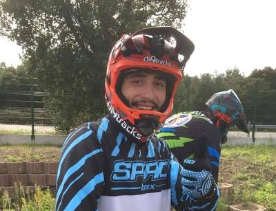 Bruno Cardoso campeão nacional de BMX