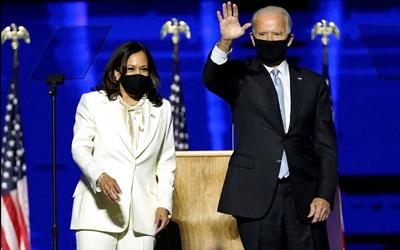 Joe Biden eleito 46º Presidente da USA