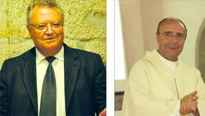 Dois padres que morreram no mesmo dia