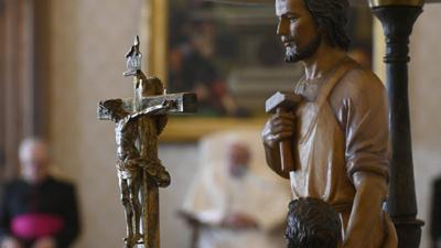 Papa convoca ano dedicado a São José