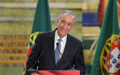 Marcelo o primeiro Presidente da República a vencer em todos os concelhos do país