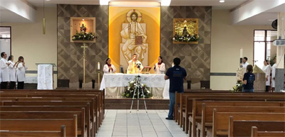 «Cristianismo sem Liturgia é um Cristianismo sem Cristo»<br>- adverte o Papa Francisco