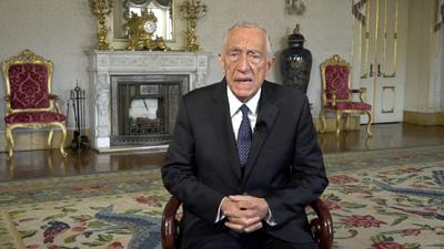 Presidente da República elogia papel da Cáritas na resposta à pandemia
