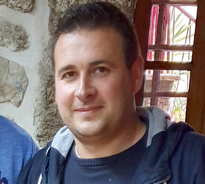 Armando Alves presidente da Junta de Freguesia de Rossas ao Jornal de Vieira