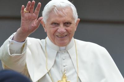 Bento XVI no seu 94.º aniversário