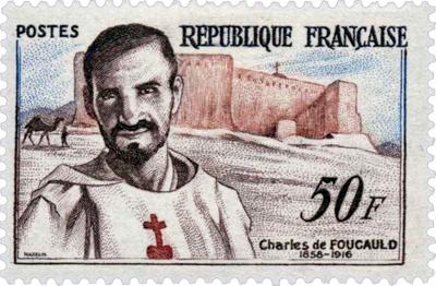 Canonização de Carlos Foucauld
