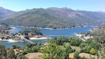 """Pontes de Rio Caldo propostas para """"Património Material de Natureza Nacional"""""""