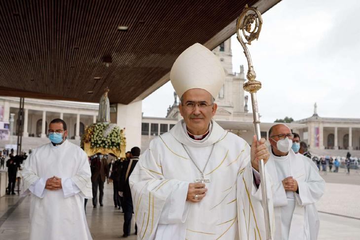 Celebração aniversária das aparições de Fátima presidida pelo Cardeal José Tolentino
