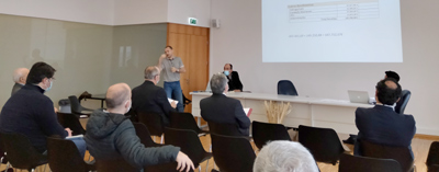 Conselho Presbiteral refletiu sobre a nota pastoral do Arcebispo