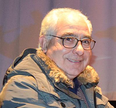 António Batista da Silva, presidente da Junta de Freguesia de Parada de Bouro ao JV