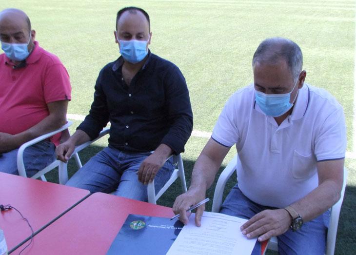 Vieira SC prepara nova época com parceria da Santa Casa da Misericórdia