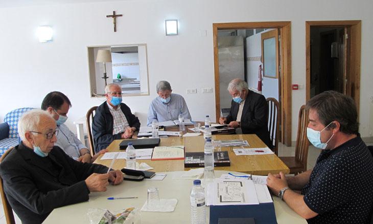 Clero reúne com Arcebispo Primaz