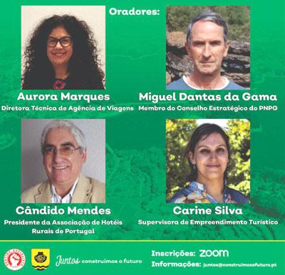 """Turismo e ambiente em """"conferência digital"""" do PS"""