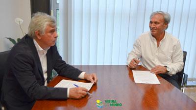 Câmaras assinam acordo para Ponte de Parada