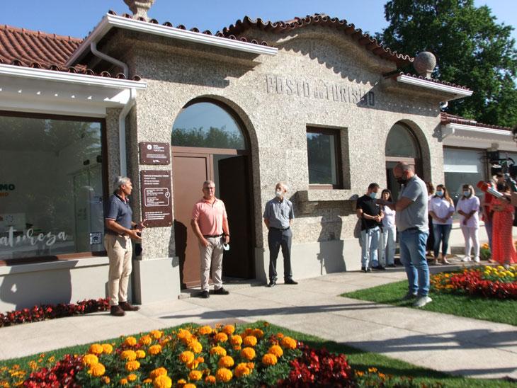 Inauguração do Posto de Turismo