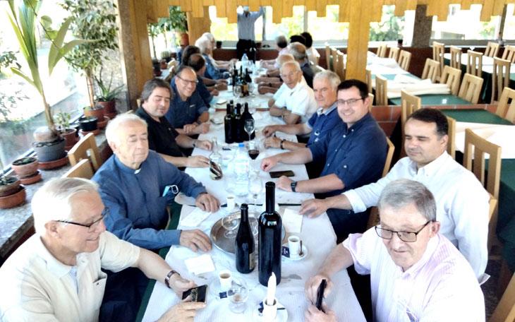 Clero vieirense congratula-se com a nomeação de um novo pároco